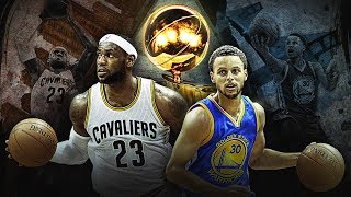 Nba finals 2017 promo ~ the trilogy