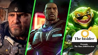 The Insider #94 - The Xbox 2019 Preview