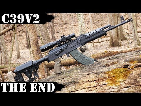 Download Youtube: C39V2 5000 Rounds Later - THE END!