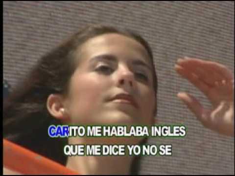Carlos Vives - Carito karaoke letra lyric