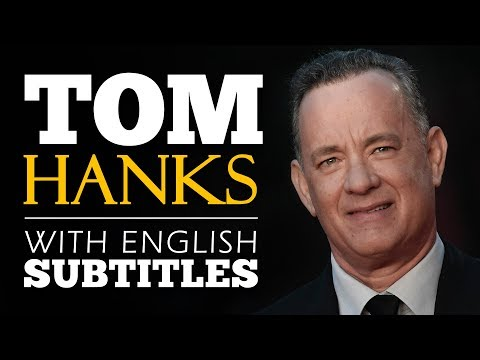 ENGLISH SPEECH | TOM HANKS: Fear Or Faith? (English Subtitles)