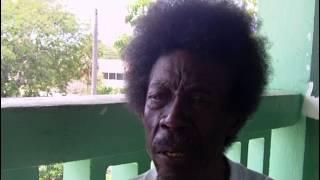 Arawak Elder Lives 2014 Bahamas