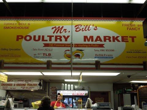Mr. Bill's Poultry Market - Allentown Farmers Market