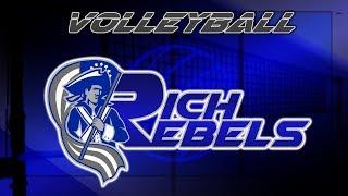 VOLLEYBALL Richfield Tourney   Rich Rebels Vs Panguitch