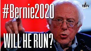 Bernie Sanders Keeps 2020 Run On the Table