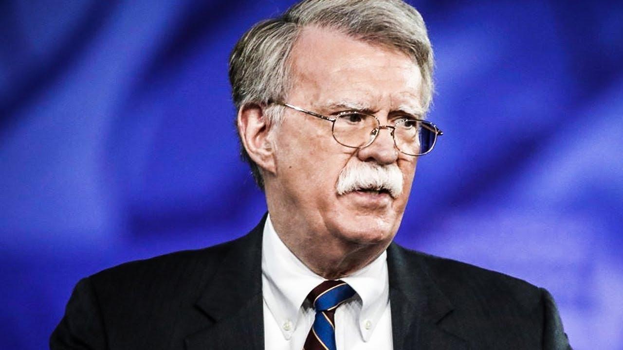 Penasihat Keamanan AS, John Bolton, Dipecat!