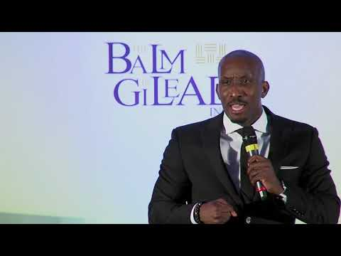 Rev. Dr. Dharius Daniels - 2017 Healthy Churches 2020 National Conference