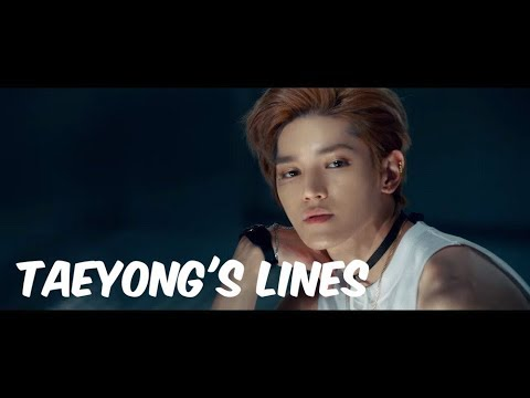 Every Nct Mv But It's Only Taeyong's Lines (updated To Chain)
