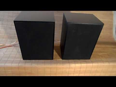 SB-120 hangfal teszt