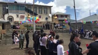 Выпускники. Куруш 2016 года