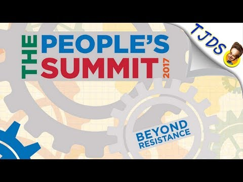 "Was The  ""Peoples' Summit"" Really Progressive?"