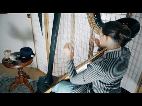 Feed The Birds (from Mary Poppins) // Amy Turk, Harp