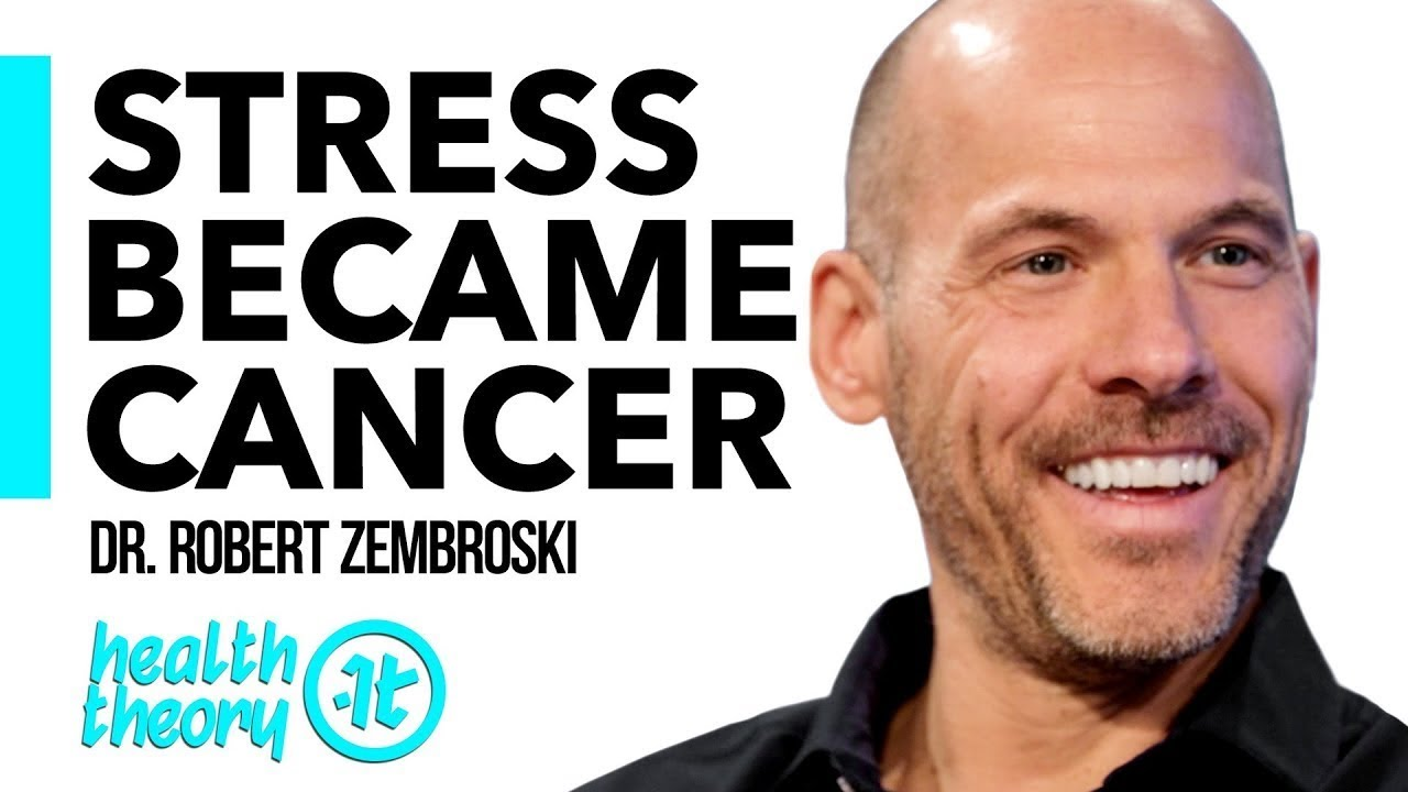 """""""After Stress Ripped My Immune System to Shreds, I Cured Myself"""" 