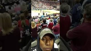 LIVE NCAA Women's Final Four FINAL SHOT REACTION - Mississippi St DEFEATS UCONN!!!!