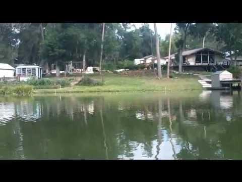 203 Saratoga Drive, Satsuma Fl. Overview of Lake. For Sale