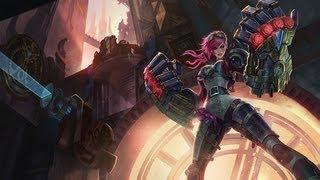 Repeat youtube video League of Legends -  Vi Soundtrack - Vi The Piltover Enforcer Login Screen Theme [HQ]