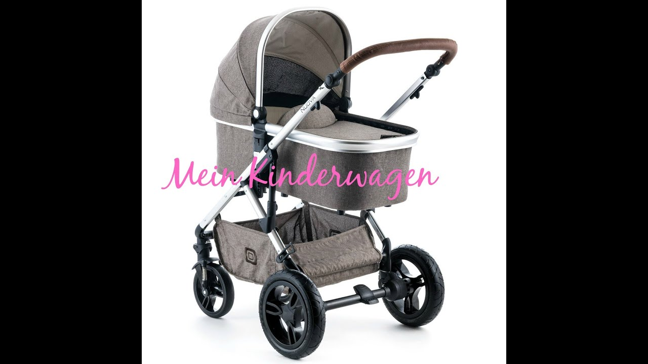 mon nuova kinderwagen vorstellung youtube. Black Bedroom Furniture Sets. Home Design Ideas