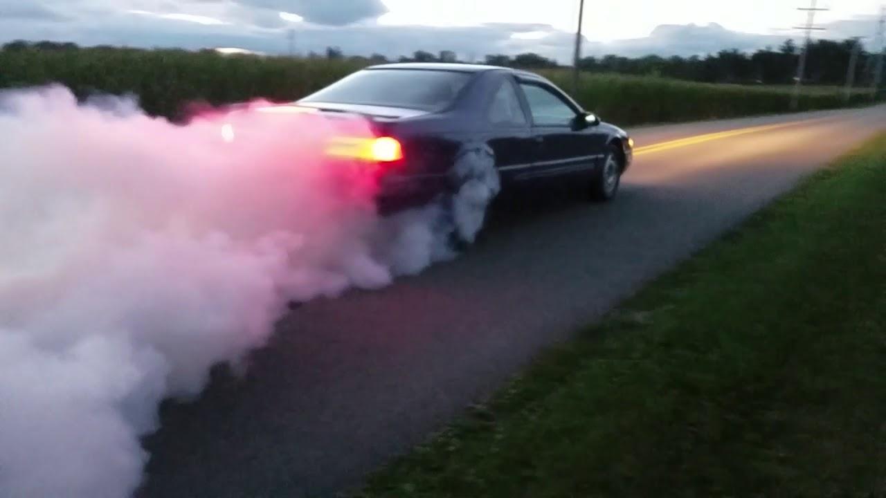 1997 Ford Thunderbird Lx 4 6l V8 0 60 And Burnout