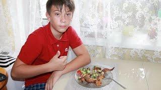 Чем накормить подростка?!