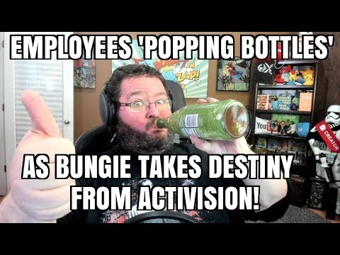 Bungie Leaves Activision. Takes DESTINY with Them.