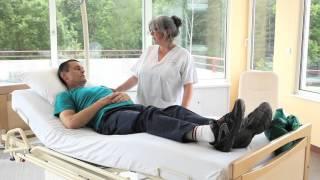 Prévention des TMS à l'hôpital