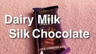 Dairy Milk Silk Chocolate