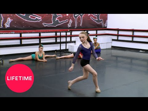 Dance Moms: Sarah Takes Over JoJo's Solo (Season 5 Flashback) | Lifetime