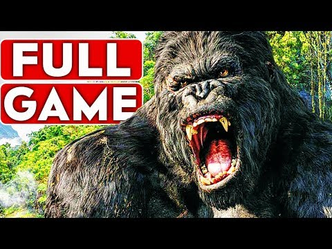 KING KONG Gameplay Walkthrough Part 1 FULL GAME [1080p HD] -