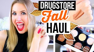 DRUGSTORE HAUL || What