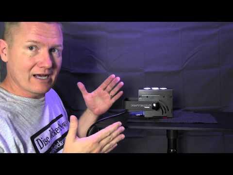 Blizzard Lighting Hot Box: By John Young of the Disc Jockey News