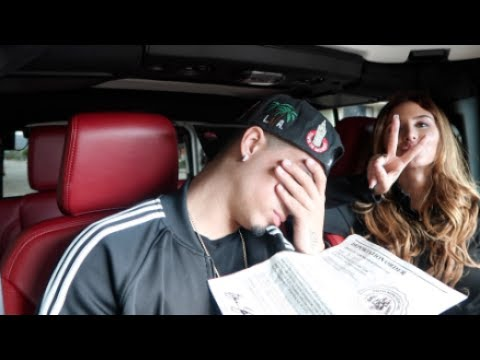TELLING MY BOYFRIEND IM GETTING DEPORTED PRANK!!!