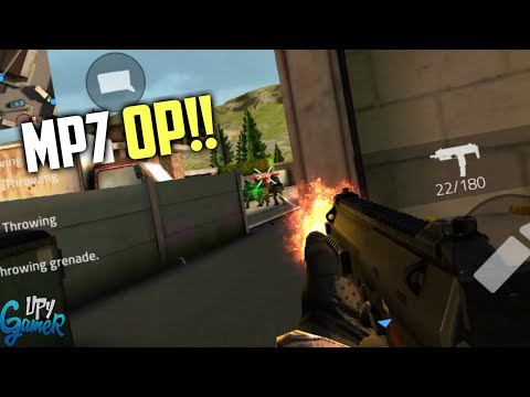 Forward Assault #2: MP7 CAVALA DEMAIS!!!