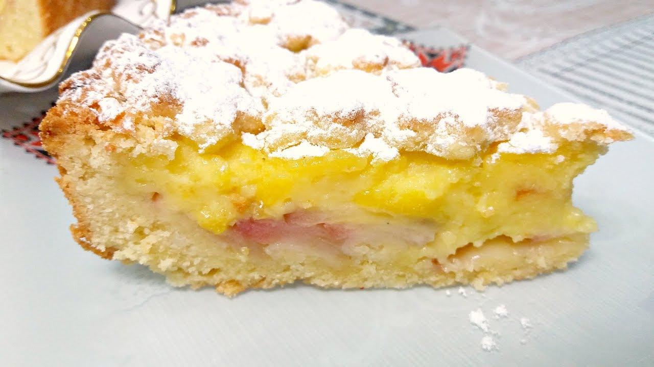 Самый вкусный пирог с яблоками тот, который приготовлен с любовью