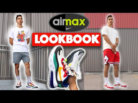 HOW TO STYLE: Nike Air Max (outfit ideas)