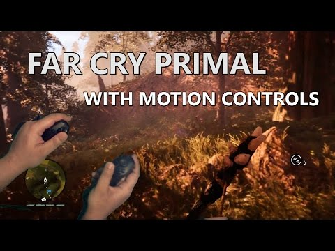 Motion Controlled: Far Cry Primal with the Razer Hydra