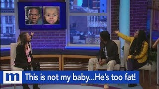 My babies not FAT...He's HEALTHY! | The Maury Show