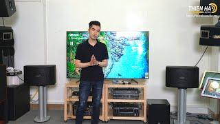 Hệ Thống Karaoke Cao Cấp Loa AAD PK510 + Jarguar 506 LE + Mic AAP S700 - Giá Combo 53tr900