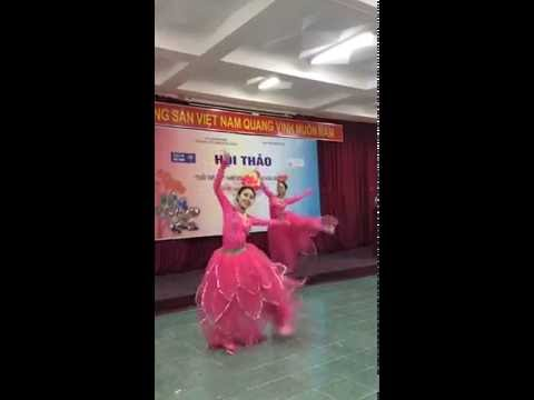 Múa: Duyên Dáng Việt Nam - CLB Âm Nhạc DAV