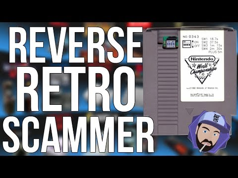 The Reverse Retro Game SCAMMER - Biggest Idiots in the Community | RGT 85