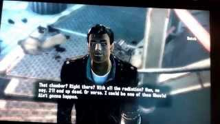 Fallout 3: Asking Butch to Sacrifice Himself for Project Purity