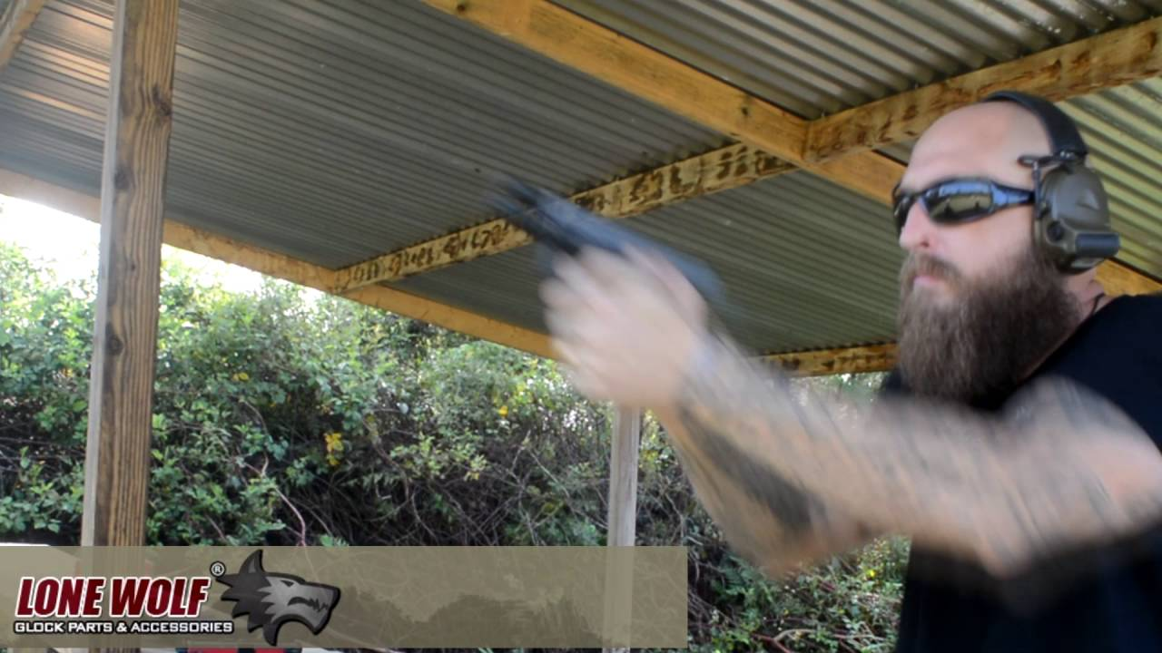 AlphaWolf Glock 19 Drop in Barrel by Lone Wolf