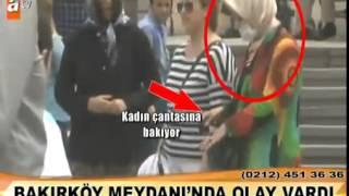 Zahide Yetiş Bakırköy'de Dilenci Oldu!