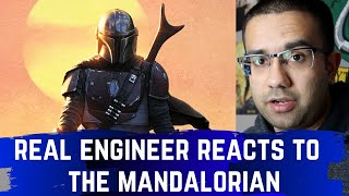 Real Engineer Reacts To Technology In The Mandalorian