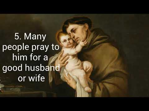 6 Facts About St. Anthony Of Padua