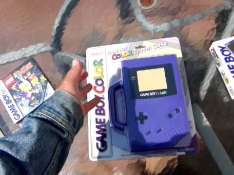 Gameboy Color Console System Sealed New Mib For 30 00