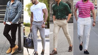 Easy Outfit Ideas For Men |  W…