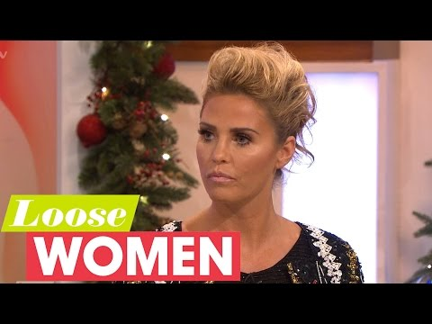 Katie Price Gives Her Opinions On Vicky Pattison | Loose Women
