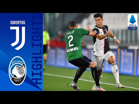 Juventus 2-2 Atalanta | Cristiano Ronaldo Scores Twice to Rescue a Point for Juve | Serie A Tim