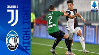 Juventus 2 2 Atalanta | Cristiano Ronaldo Scores Twice To Rescue A Point For Juve | Serie A Tim