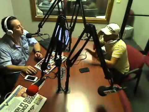Pedro Guadalupe en Despierta Conmigo 11Q Radio 1140 AM